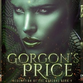 Review: Gorgon's Price by Claire Davon