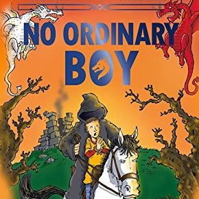 Review of No Ordinary Boy by Tracey Mayhew