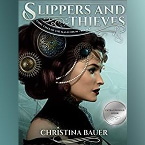 Review of Slippers and Thieves by Christina Bauer