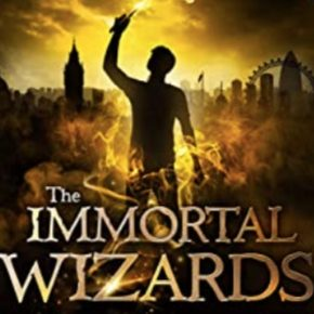 Review of Immortal Wizards: The Awakening by Andreas Suchanek