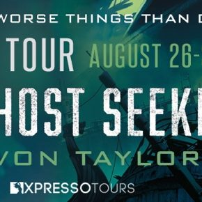 Creating the Ghost Seekers: an interview with Devon Talyor