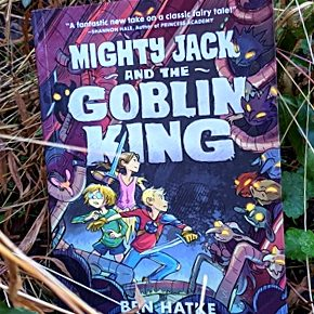 Review: Mighty Jack and the Goblin King