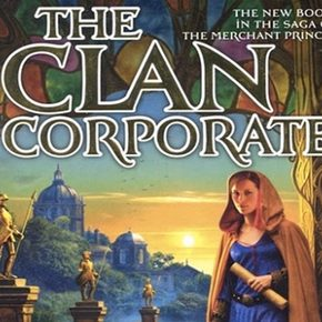 Retro Review: The Clan Corporate by Charles Stross