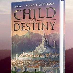 Creating Child of Destiny: a Guest Post/Mini Interview with M.K. Adams