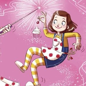 Review: Fairy Mom and Me by Sophie Kinsella