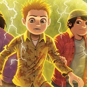 Review: Finn and the Time-Travel Pajamas by Michael Buckley